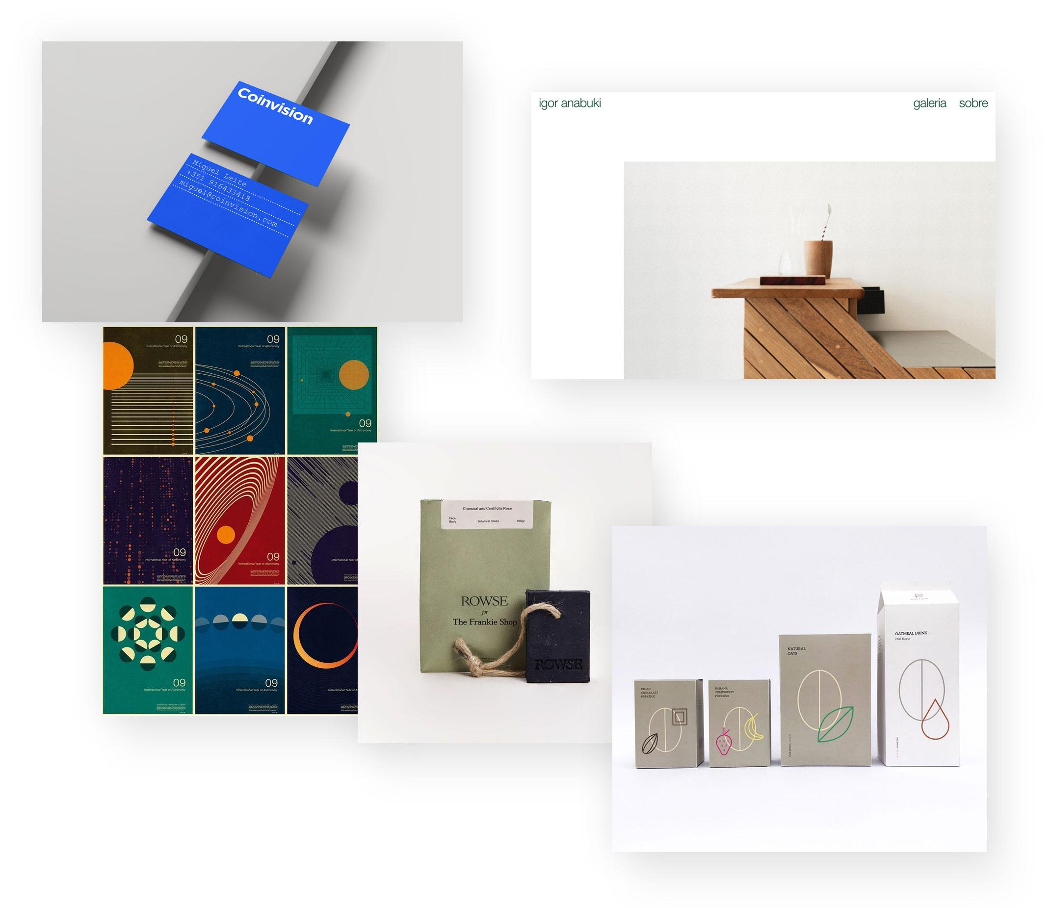 Minimalismus Design
