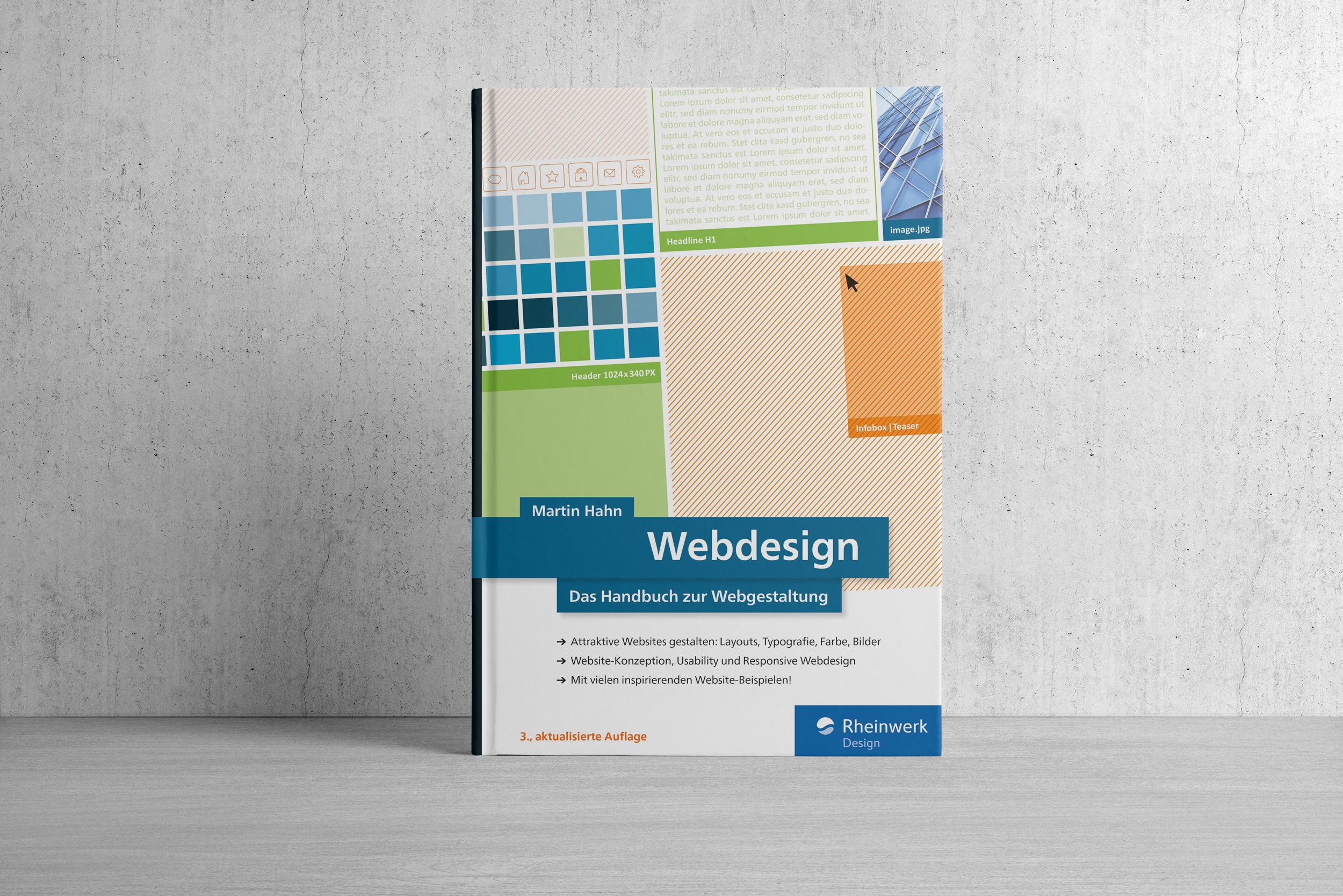 Das Webdesign Buch 1
