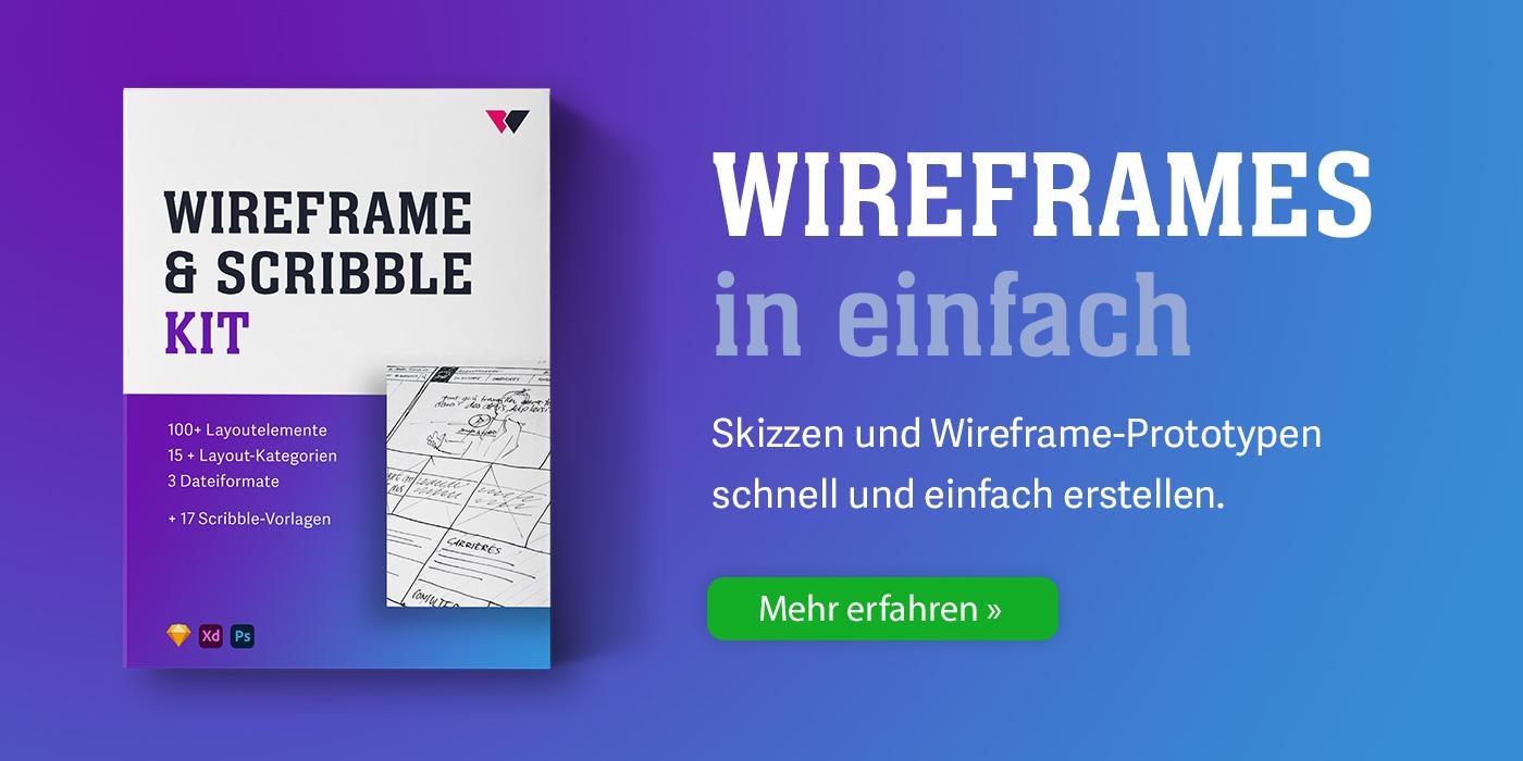 Wireframe Kit