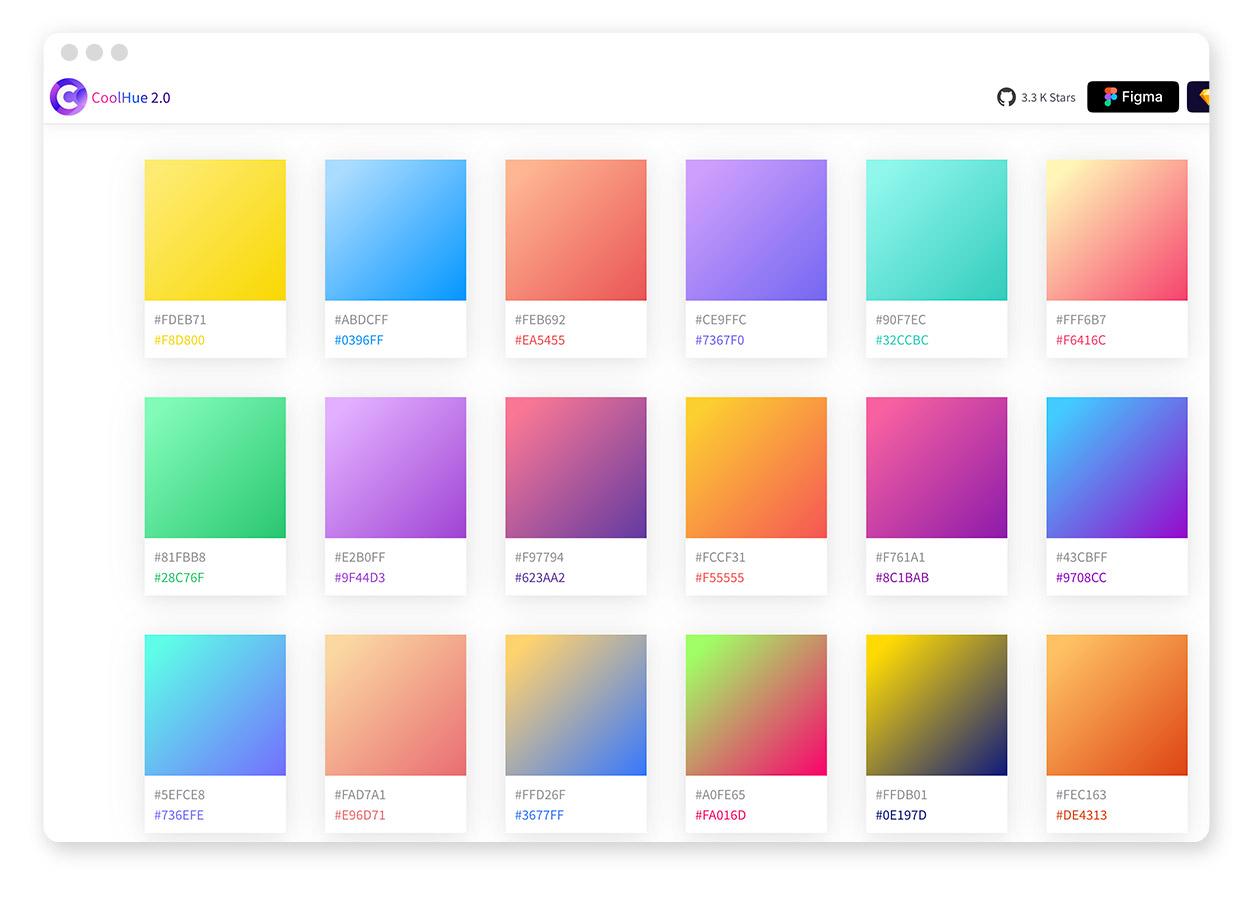 Über 30 Farb-Tools um Farbpaletten & Farbverläufe zu gestalten und zu entdecken 15