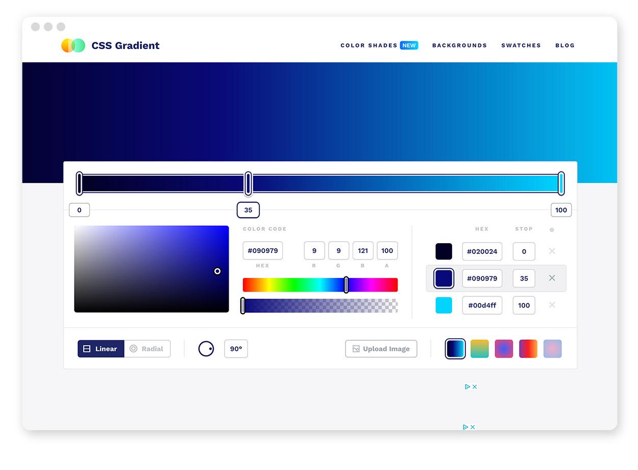 Über 30 Farb-Tools um Farbpaletten & Farbverläufe zu gestalten und zu entdecken 10