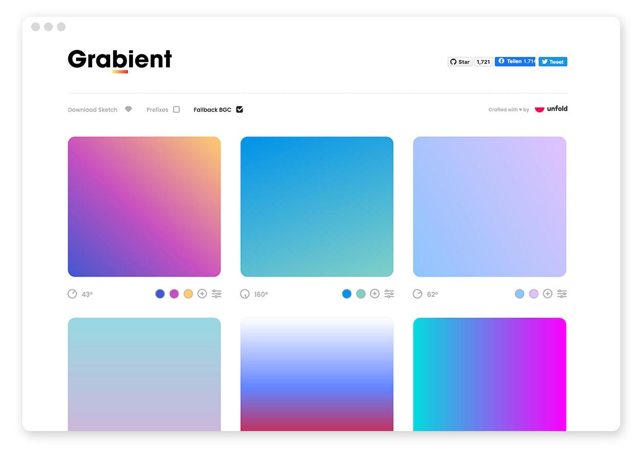 Über 30 Farb-Tools um Farbpaletten & Farbverläufe zu gestalten und zu entdecken 13