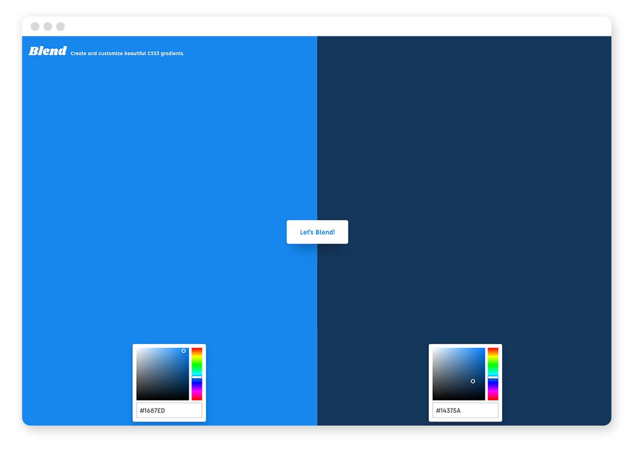 Über 30 Farb-Tools um Farbpaletten & Farbverläufe zu gestalten und zu entdecken 11