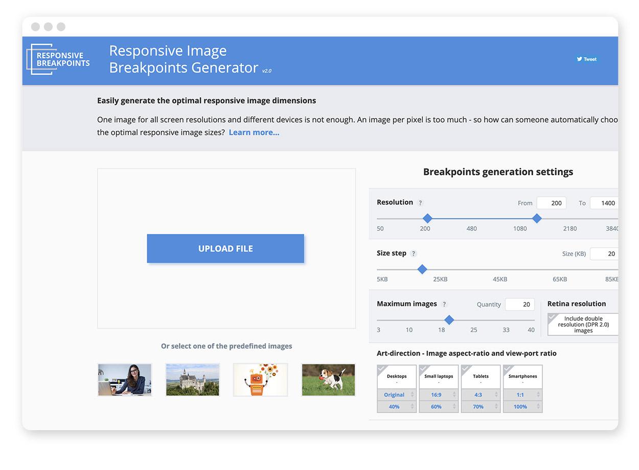 Bilder optimieren fürs Web – Tools, Dateiformate & Plugins 16